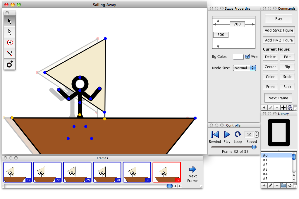 stick figure animations for mac